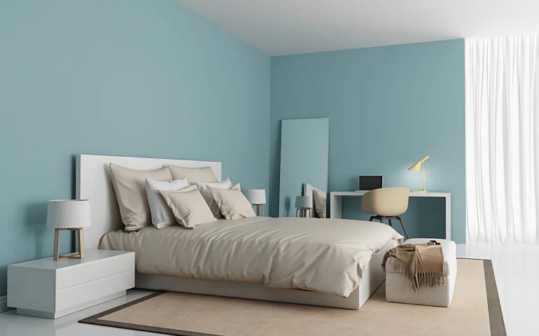 cat tembok terbaik untuk minimalis