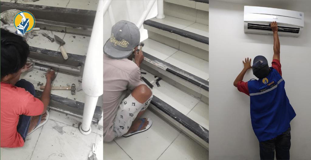 Tukang AC dan Tukang Bangunan surabaya